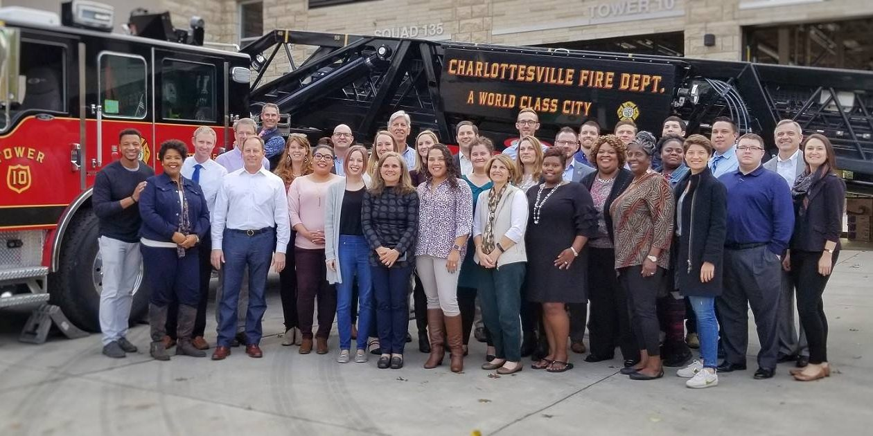 Leadership Charlottesville Class of 2019