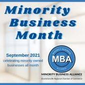 Minority Business Month 2021 web