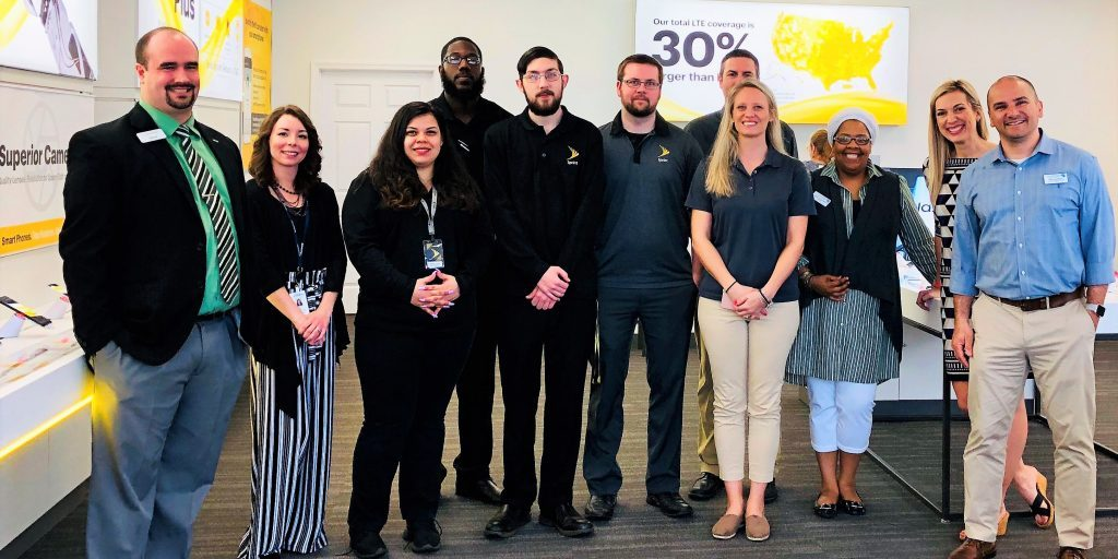 Hollymead Sprint Store, April 19, 2019