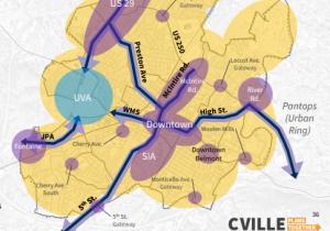 land use framework snapshot